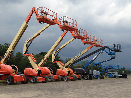 we carry a huge assortment of lifts to fit any project