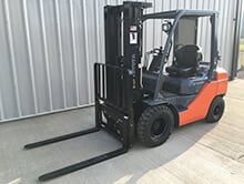 link to industrial forklifts for sale