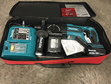 cordless hammer drills for rent