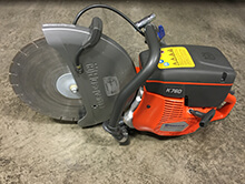 14 inch demo saws for rent
